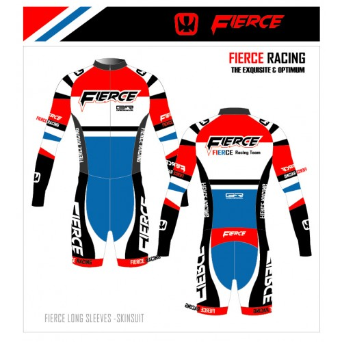 LONG SLEEVES SKINSUIT | LONG SLEEVES SKINSUIT