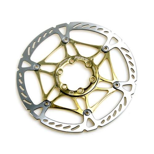 디스크 로터 플라즈마 (골드) | Disc Rotor Titanium Plasma Coating (Gold)