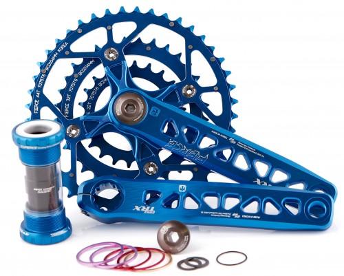 피어스 TRX 9단 커스텀 크랭크셋 | TRX 9-speed standard custom Crank Set